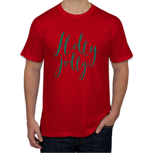 Holly Jolly - Unisex T-Shirt