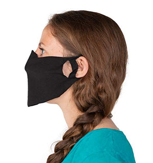 Blank Limited-Use Basic Face Mask - Pack of 120