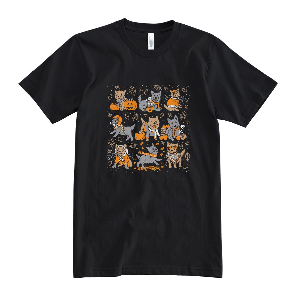 Cairn Terrier Fall Fest - Unisex T-Shirt