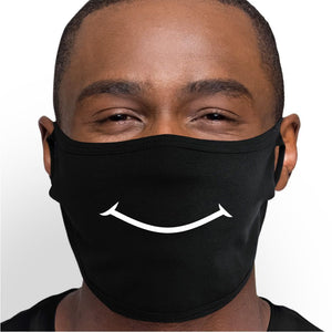 Smile Face Mask - Cloth