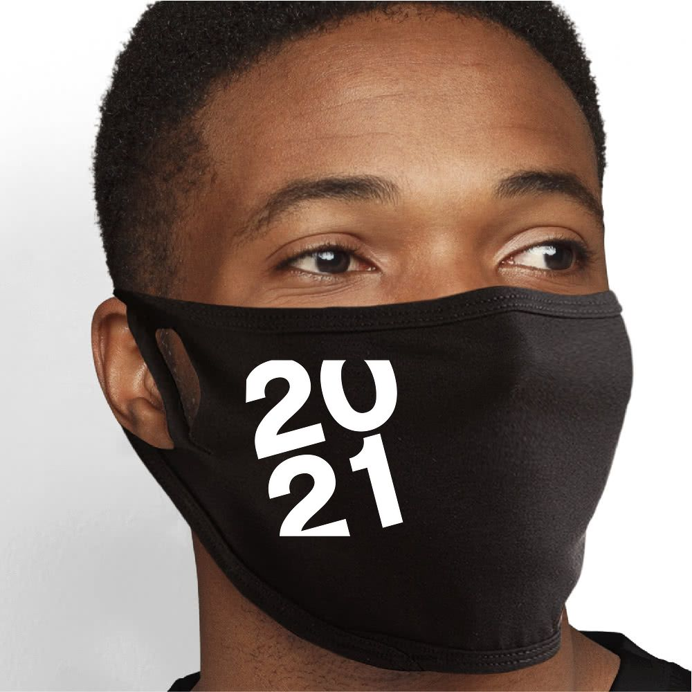 2021 Face Mask - Cloth