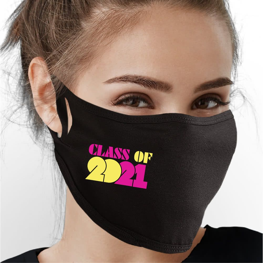 Class of 2021 Face Mask - Cloth