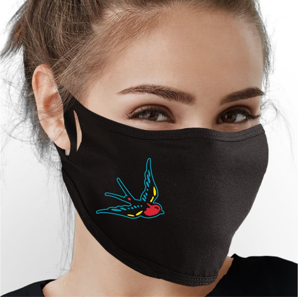 Sparrow Face Mask - Cloth