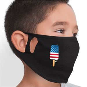 American Ice Cream Dream Face Mask - Cloth
