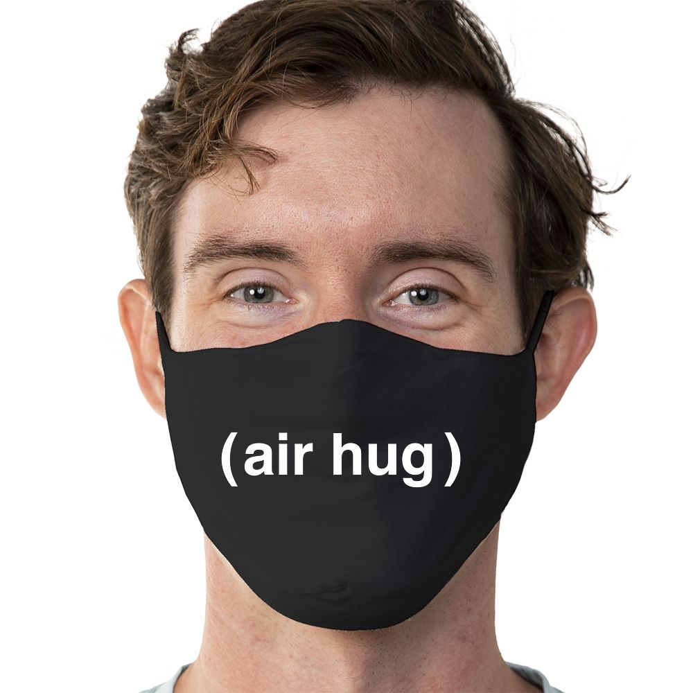 ( air hug ) - Super Comfort Cotton Mask Face Mask - Cloth