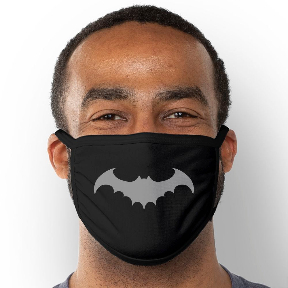 Fear The Bat - Triple-Ply Mask