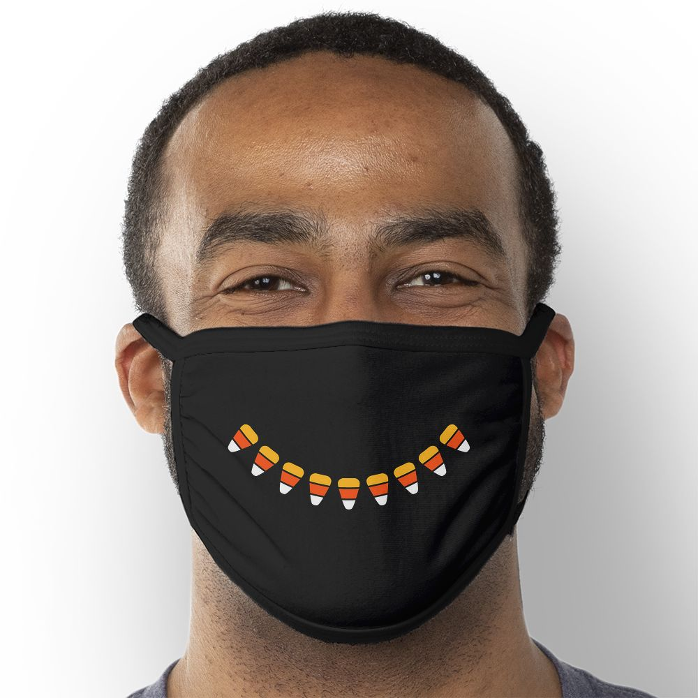 Halloween - Triple-Ply 5 Pack Face Mask - Cloth