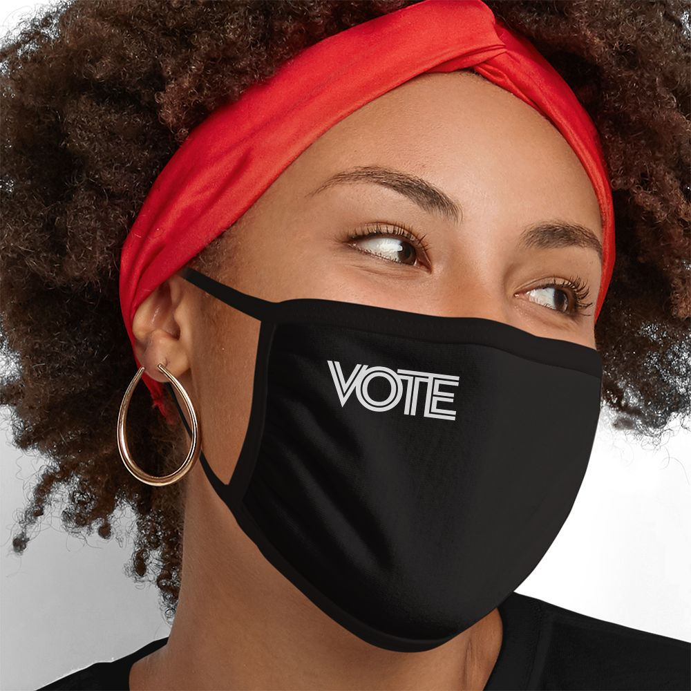 Just VOTE - Triple-Ply Mask