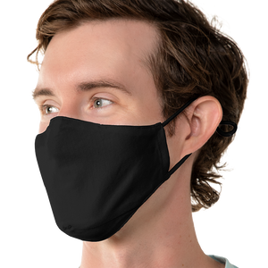 Santa's Sleigh - Super Comfort Cotton Mask