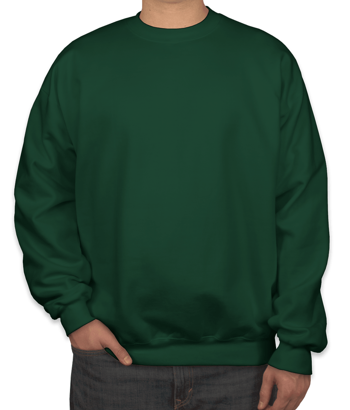 Hanes Ultimate Heavyweight Crewneck Sweatshirt
