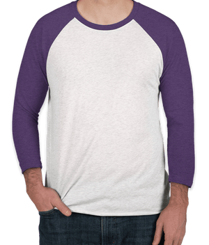 Next Level Tri-Blend Raglan T-shirt
