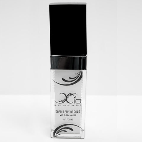Copper Peptide CoQ10 Gel With Hyaluronic