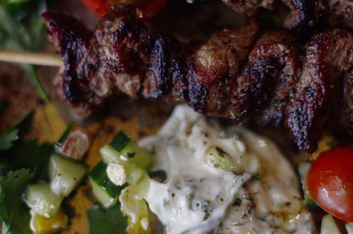 SOUVLAKI ( GREEK STREET FOOD)
