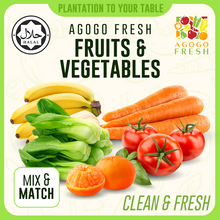 Load image into Gallery viewer, $2 Pack Vegetables & Fruits