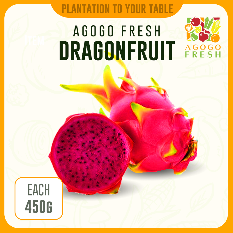 Dragonfruit (Red)