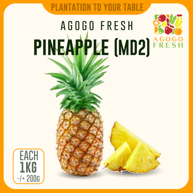 Pineapple MD2