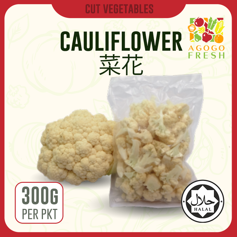 D27 Cauliflower 菜花