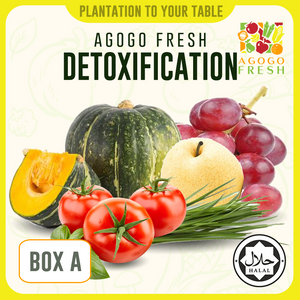[Veg/Fruits Box] Box A Detoxification