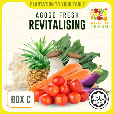 [Veg/Fruits Box] Box C Revitalising