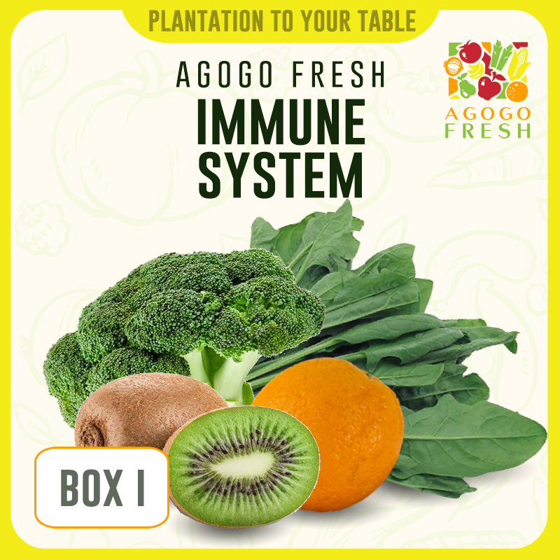 [Veg/Fruits Box] Box I Immune System