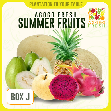 [Veg/Fruits Box] Box J Summer Fruits