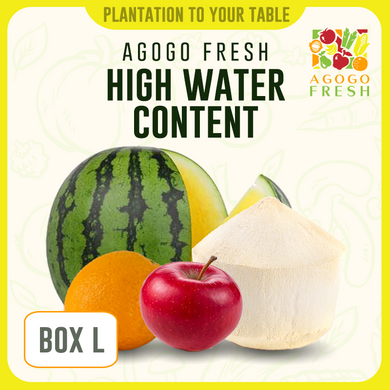 [Veg/Fruits Box] Box L High Water Content Fruits