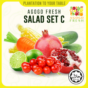 Fruits & Vegetables Salad Sets