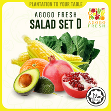 Load image into Gallery viewer, Fruits & Vegetables Salad Sets
