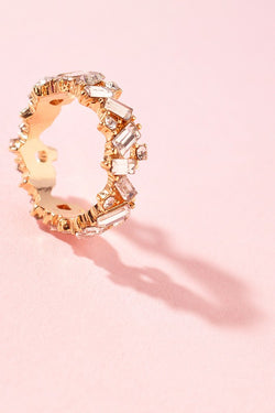 Lila Ring - Clear
