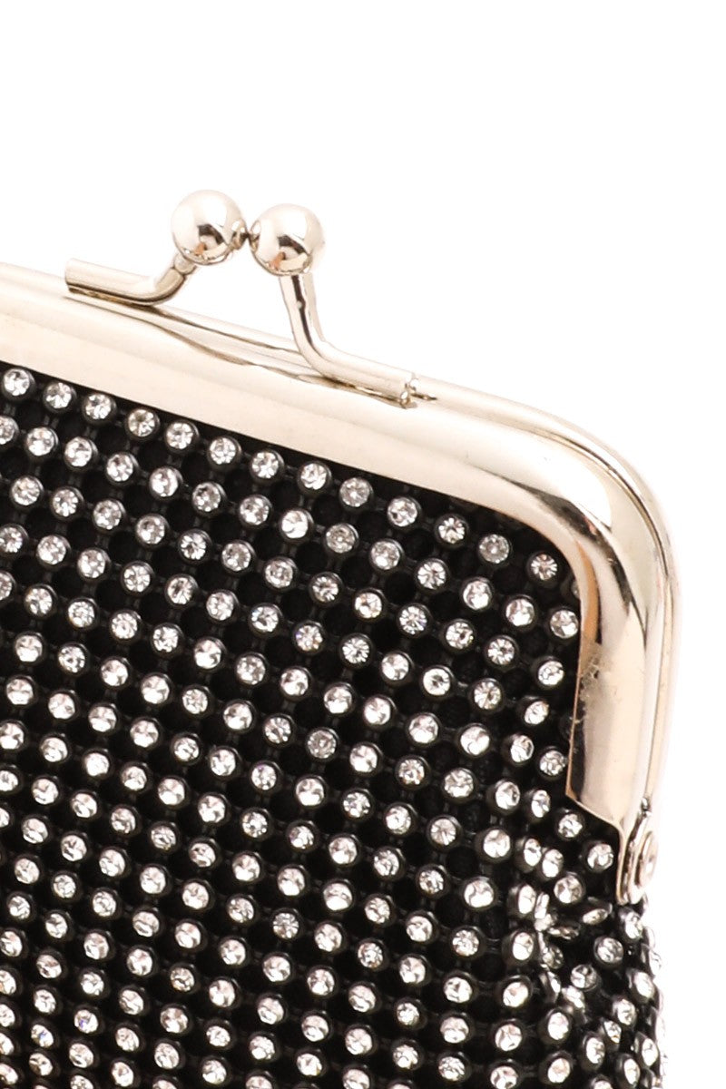 Rhinestone Coin Purse