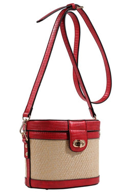 Becca Bag - Red