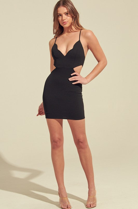 Megan Dress - Black