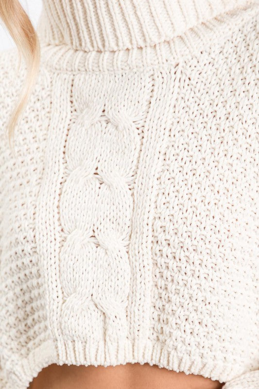 Kayla Sweater - Cream