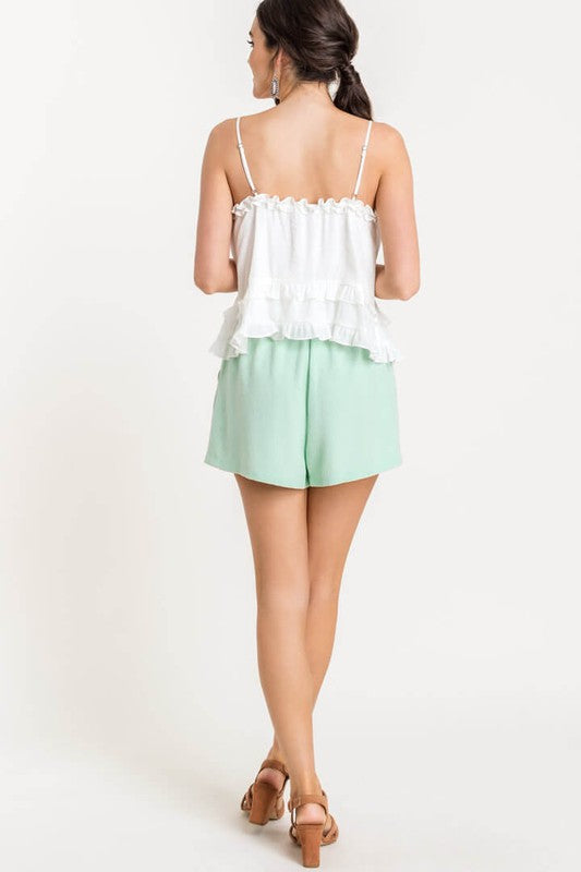 Dana Top - White