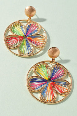 Raelynn Earrings - Multi