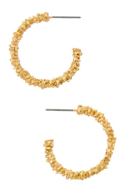 Carla Earrings - Gold