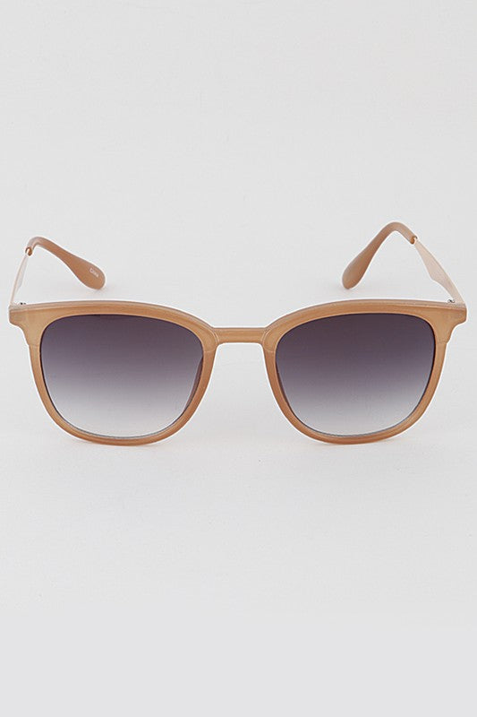 Morgan Sunglasses - Tan