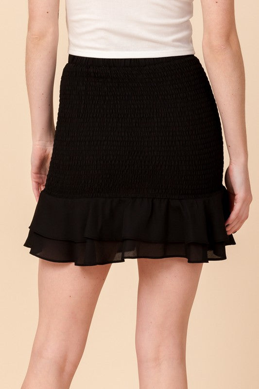Cam Skirt - Black