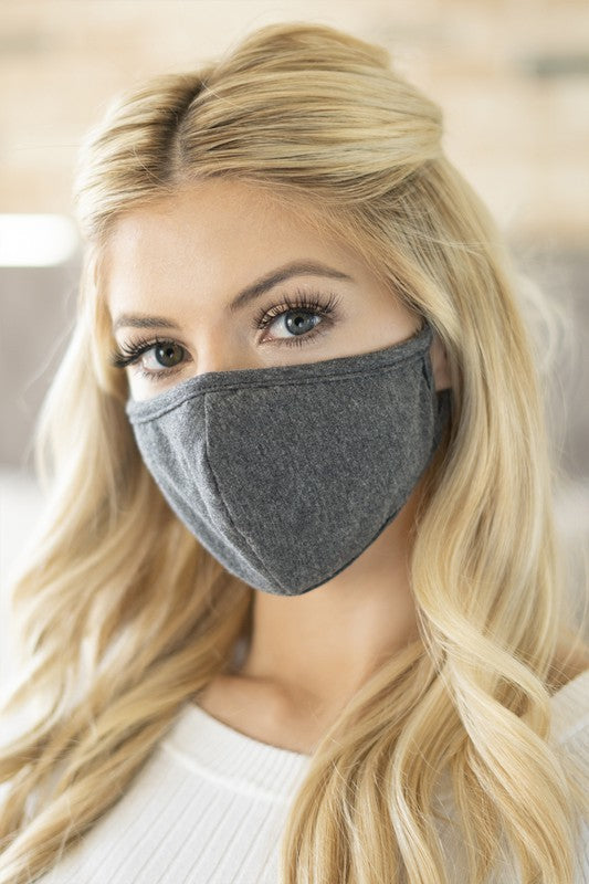 Face Mask - Gray