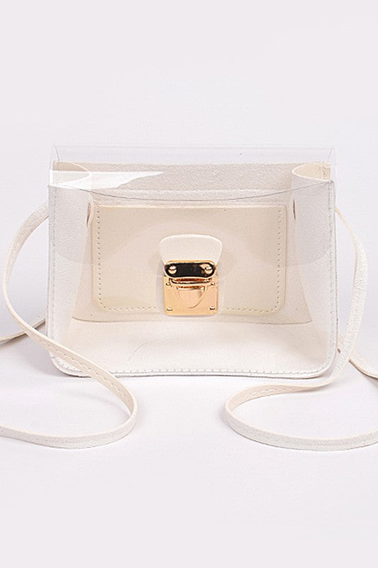Bethany Bag - White