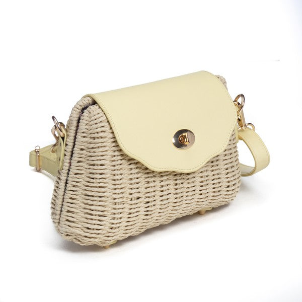 Olivia Bag - Yellow