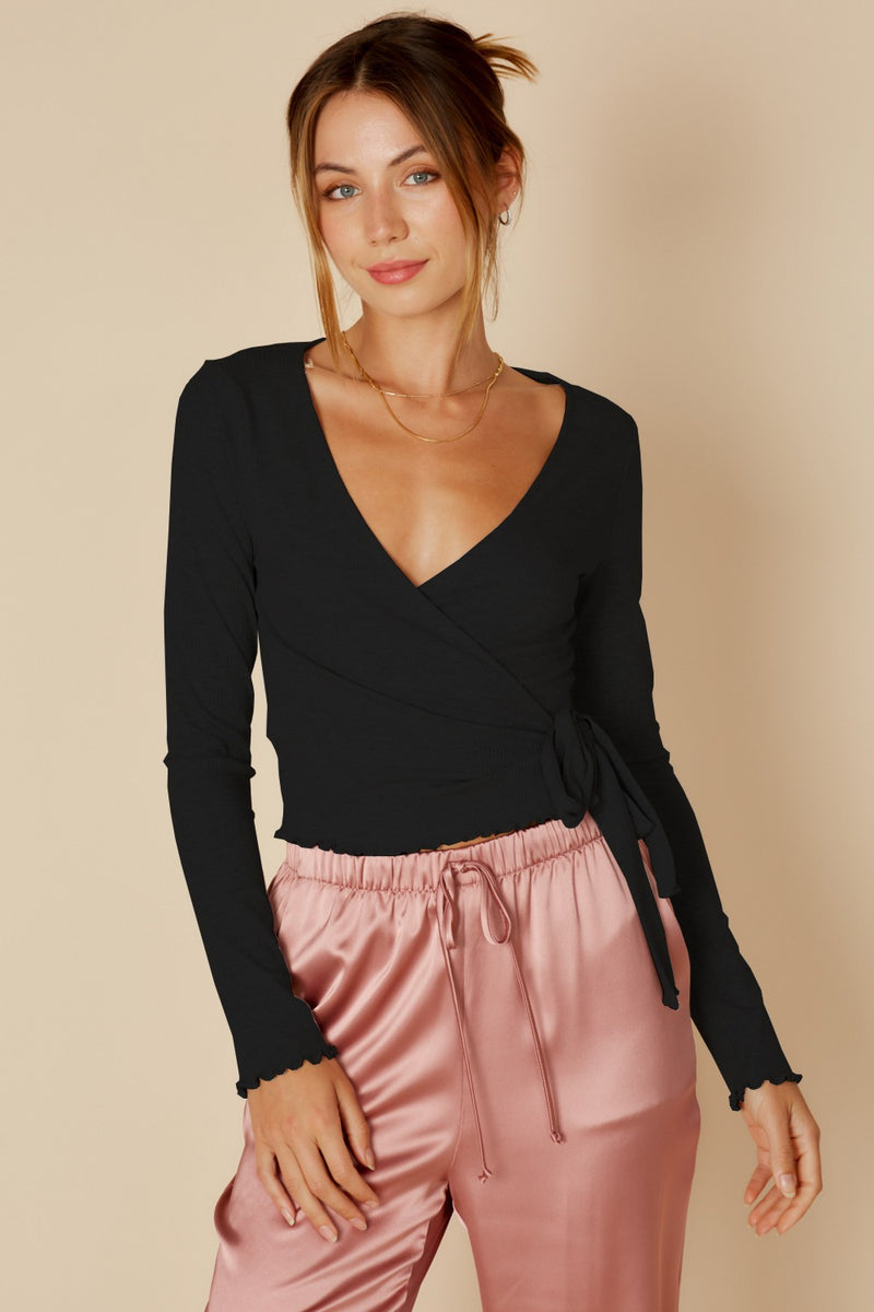 Jess Top - Black