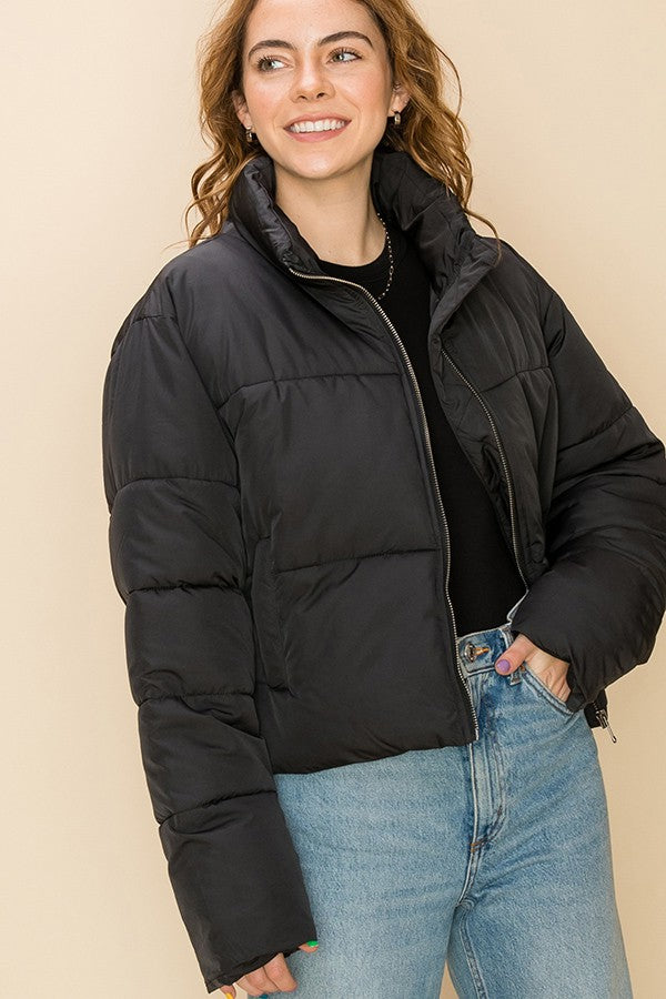 Harper Jacket - Black