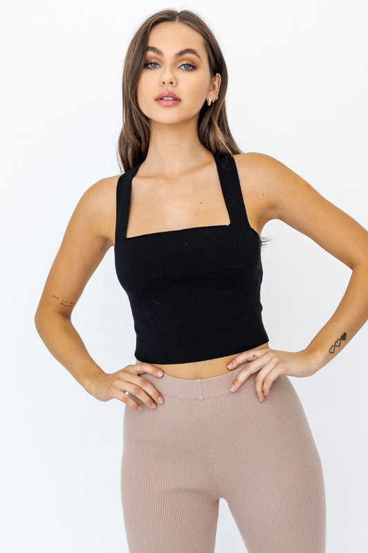 Kellyn Top - Black