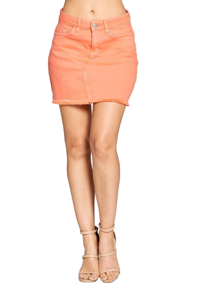 Lindsay Skirt - Orange