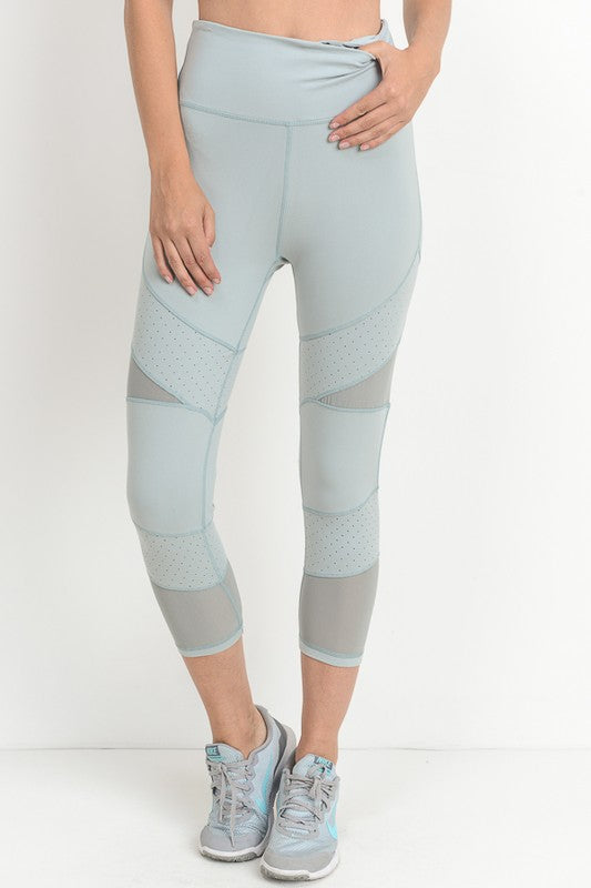 Riley Legging - Mint