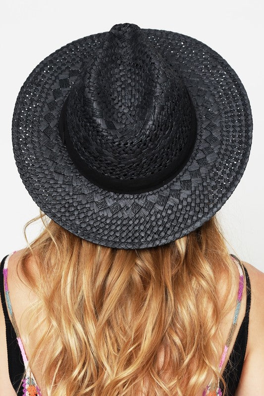 Kiera Hat - Black