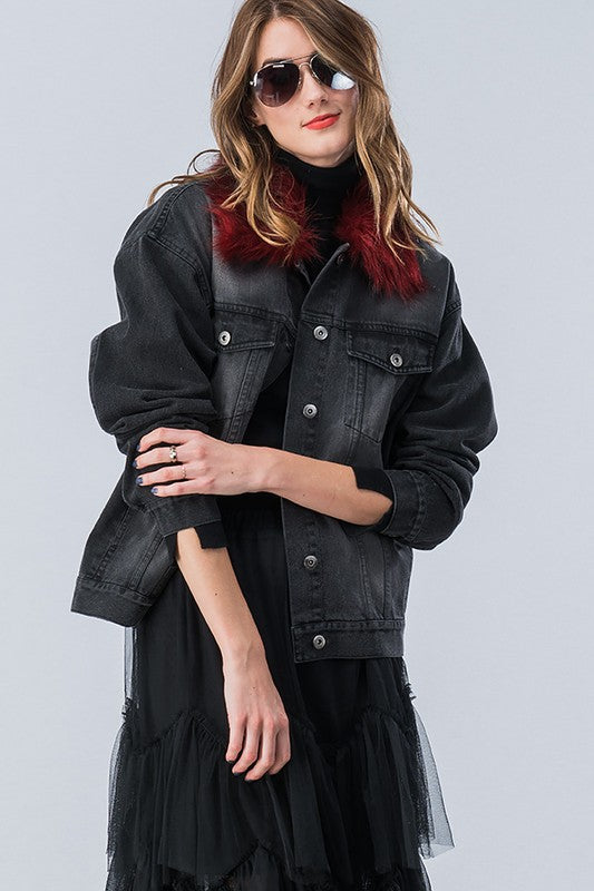Ashley Jacket - Black