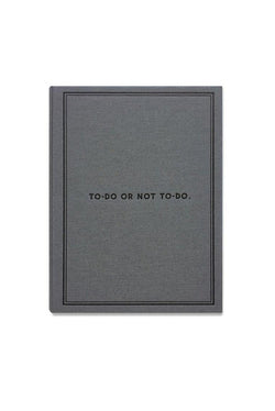 To Do Notebook