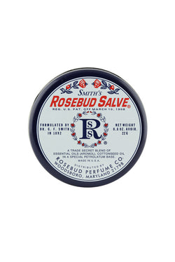 Rosebud Salve Tin